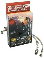 Goodridge 2-22116 Brake Line Kit (04-13 Nissan Titan (All Models without Vdc) 2In Extended SS Special Order) [並行輸入品]