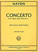 HAYDN - Concierto en Re Mayor (Hob.VIIb/2) para Violoncello y Piano (Gevaert/Rose)