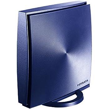 I-O DATA WiFi 無線LAN ルーター 11ac 867+300Mbps IPv6 3階建/4LDK/土日サポート/返金保証 (iPhone/Echo対応) WN-AX1167GR2