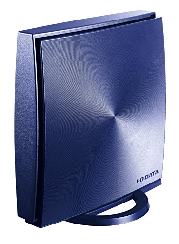 I-O DATA WiFi 無線LAN ルーター 11ac 867+300Mbps IPv6 3階建/4LDK/土日サポート/返金保証 (iPhone/Echo対...
