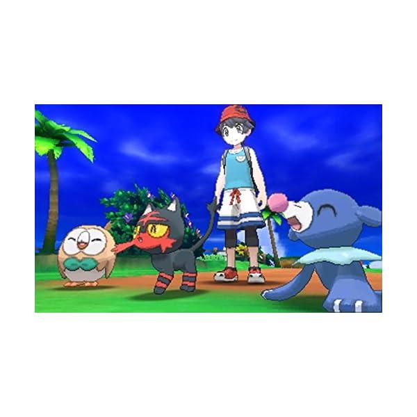 ポケットモンスター ウルトラムーン - 3DSの紹介画像6