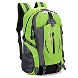 アウトドア 登山 リュック サック 多機能 バックパック スポーツバッグ 通気性 大容量 40L 防水 軽量 登山 ハイキング トレッキング キャンプ