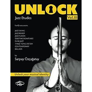 Unlock: Jazz Etudes
