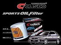 [CUSCO]GF1_GF2_GF3_GF4_GF6_GF8 インプレッサワゴン用スポーツオイルフィルター(エレメント)【00B 001 C】