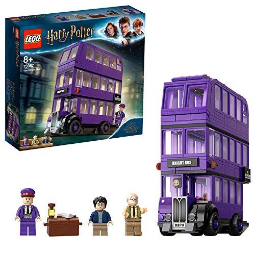 レゴ(LEGO) ハリーポッター 夜の騎士バス 75957