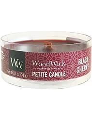 WoodWick(ウッドウィック) プチキャンドル 「ブラックチェリー」(WW9030530)