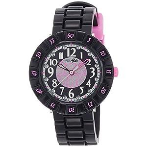[フリック フラック]FLIK FLAK キッズ腕時計 パワー・タイム CUORANTRA ZFCSP021 ガールズ 【正規輸入品】