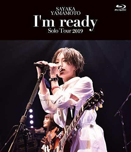 山本彩 LIVE TOUR 2019~I'm ready~[Blu-ray]