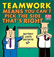 Teamwork Means You (Dilbert)