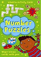 Number Puzzles (Activity and Puzzle Cards)