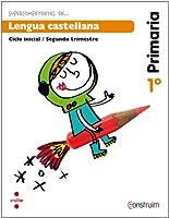 Construïm, Supercompetentes en..., lengua castellana, 1 Educación Primaria. 2 trimestre. Cuaderno