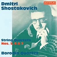 Shostakovich: String Quartet No.5, 6, 7