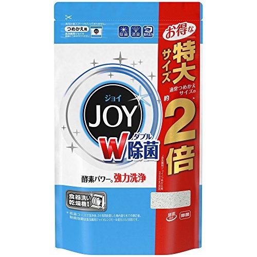 【大容量】 食洗機用 ジョイ 食洗機用洗剤 除菌 詰め替え ...