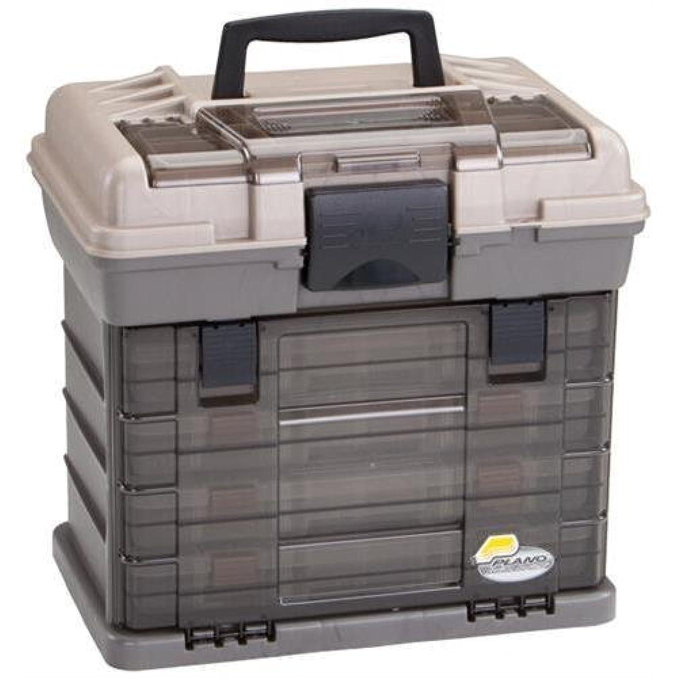 尊敬蓋ゴミ箱Plano成形137401 4つby 3750 StowAwayラックSys