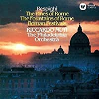 Respighi: Pini Di Roma. Fontane Di R by Riccardo Muti