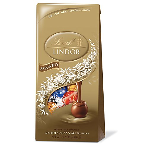 Lindt Lindor Assorted Bag リンツ リ...