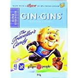 The Ginger People Gin Gins Ginger Candy Super Strength, 84 g