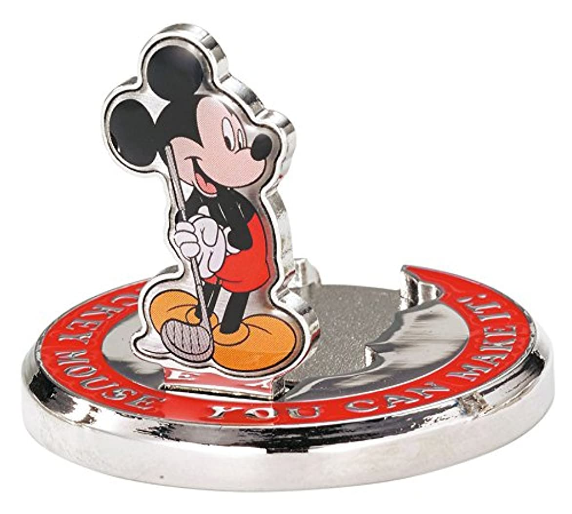 貸す最大の誓いDUNLOP(ダンロップ) グリーンマーカー Disney ディズニー スタンドアップマーカー GGF-20438 ミッキー