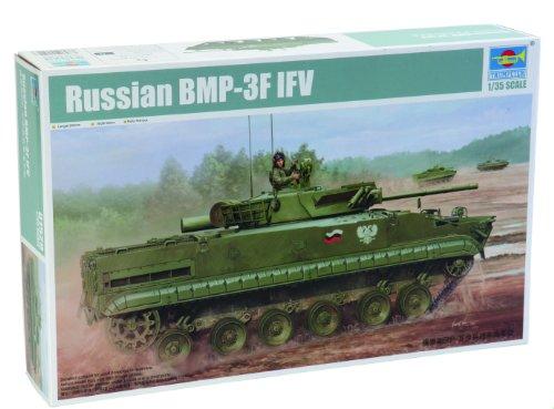 """1/35 ロシア連邦軍 BMP-3F 歩兵戦闘車""""モルスカヤ・ペホータ"""""""