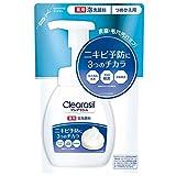 【医薬部外品】クレアラシル 薬用泡洗顔フォーム 180ml 詰替用