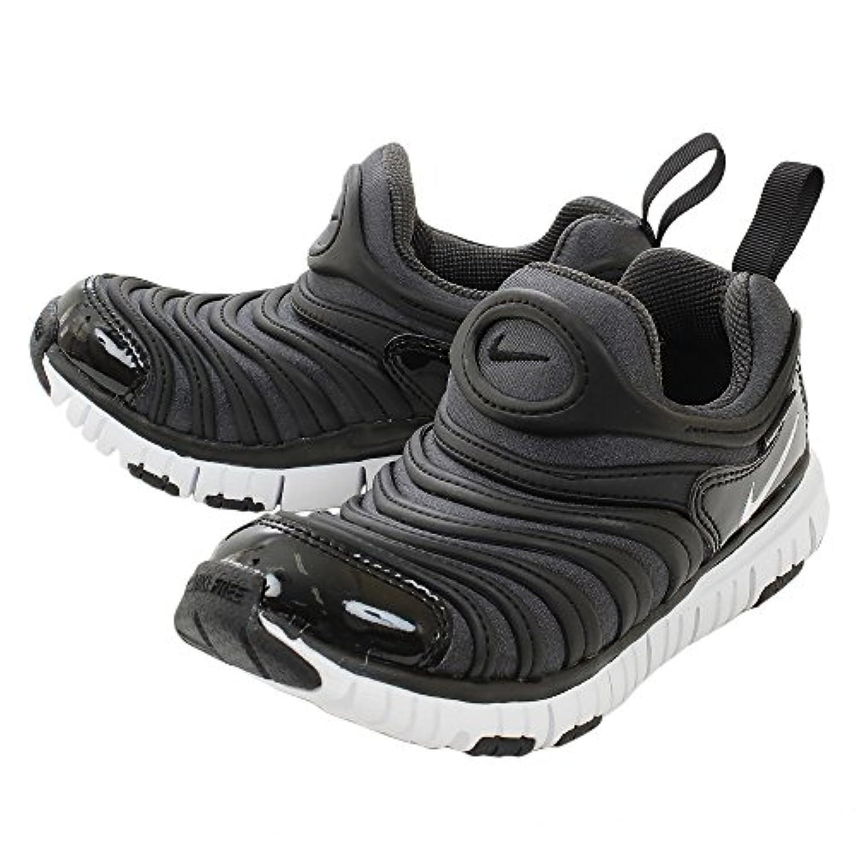 【ナイキ】NIKE DYNAMO FREE 【ダイナモフリーPS】343738-013 キッズシューズ 子供靴 SP18 ANTHRACITE (21.0)