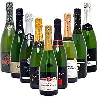本格シャンパン製法だけの厳選泡9本セット((W0S920SE))(750mlx9本ワインセット)