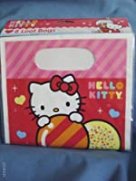 Hello Kitty Party Favor Bags 8 Loot Bags by Designware