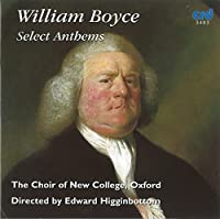 Select Anthems by Choir of New College Oxford (2009-05-01)