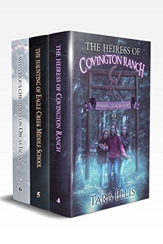 Download The Samantha Wolf Mysteries Box Set: Books 4-6 (English Edition) B01N5RLICW
