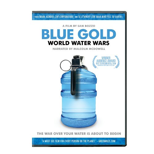 Blue Gold: World Water Wars [DVD] [Import]