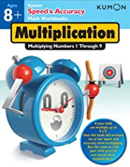 Speed and Accuracy: Multiplication: Multiplying Numbers 1-9
