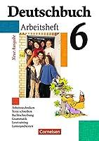 Deutschbuch 6 Arbeitsheft