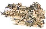 プラッツ 1/35 アメリカ海兵隊 対戦車チーム 湾岸戦争 プラモデル