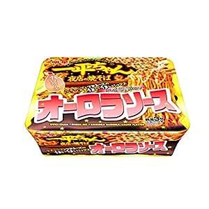 明星 一平ちゃん夜店の焼そばオーロラソース味 116g×12