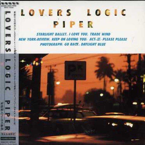 LOVERS LOGIC(紙ジャケット仕様)