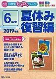 Z会小学生わくわくワーク 2019年度6年生夏休み復習編