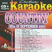 Karoake: Country Hits of September 2005