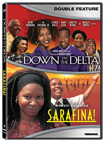 Down in the Delta / Sarafina [DVD] [Import]
