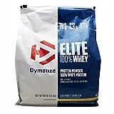 エリート 100% ホエイ プロテイン 4.54kg (Elite 100% Whey Protein 10 Lbs.) (グルメバニラ)