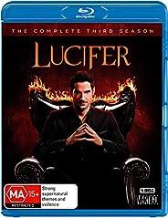 Lucifer: S3 (Blu-ray)