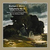 ヴェッツ:交響曲 第3番 変ロ長調 Op.48/人生の歌 Op.29*