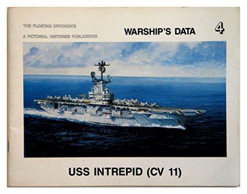 Uss Intrepid (Cv 11) (Warship data series)