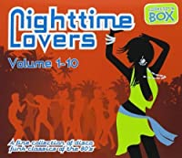 10 Nighttime Lovers: Collector's Box 1 by Nighttime Lovers (2012-08-21)