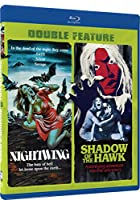 Nightwing / Shadow of the Hawk (Double Feature) [Blu-ray]
