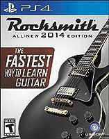 Rocksmith 2014 Edition (ゲームディスクのみ)PlayStation 4 [並行輸入品]
