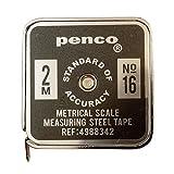 PENCO ペンコ ポケットメジャー ブラック [GZ111]