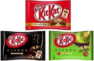 ネスレ日本 キットカットミニ人気アソート3袋パック