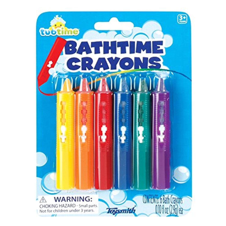 Toysmith Bathtime Crayons [並行輸入品]