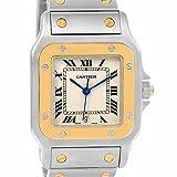 カルティエサントスクォーツレディース腕時計w20011C4(認定pre-owned )