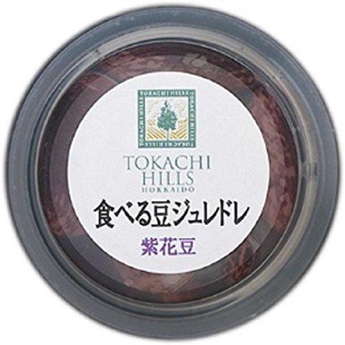 丸勝 食べる豆ジュレドレ 紫花豆×20個